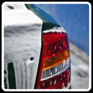 Shampoing automobile